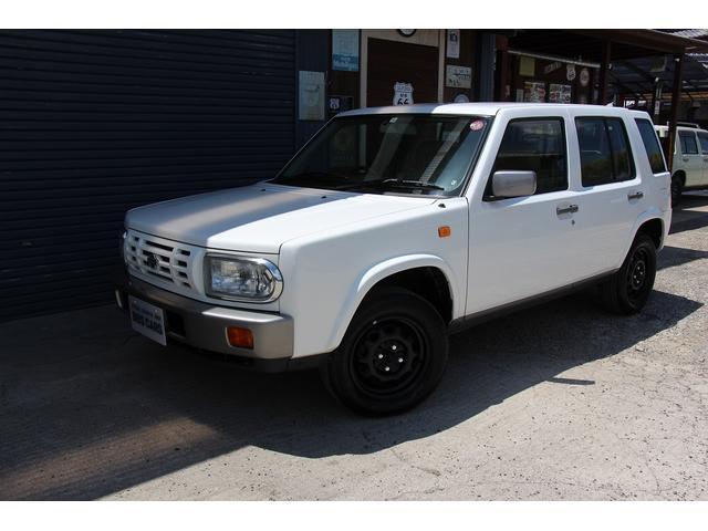 「日産」「ラシーン」「SUV・クロカン」「兵庫県」の中古車11