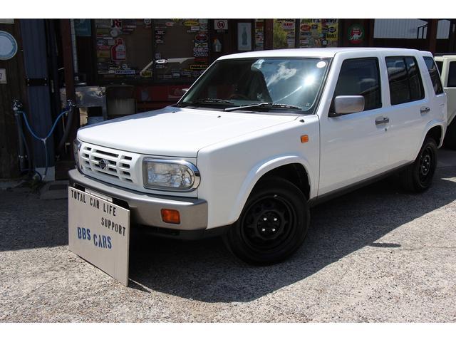 「日産」「ラシーン」「SUV・クロカン」「兵庫県」の中古車66