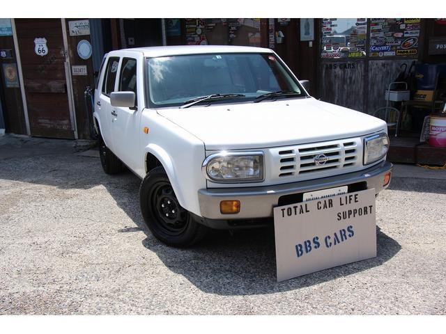 「日産」「ラシーン」「SUV・クロカン」「兵庫県」の中古車76