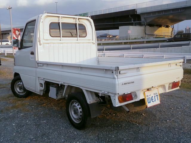三菱 ミニキャブトラック VX-SE
