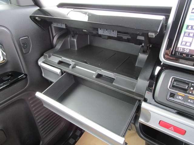 660 カスタム ハイブリッド XS 緊急ブレーキ 踏み間違い防止 DVD再生可能メモリーナビ 全方位カメラ 両側電動スライド LEDライト オートライト シートヒーター エアロ ドラレコ ETC 15インチアルミ(12枚目)