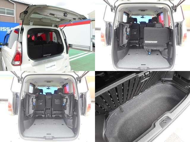 ハイウェイスター 2.0 ハイウェイスター 衝突軽減 踏み間違い クルーズコントロール メモリーナビ 全方位カメラ LEDライト オートライト 両側電動スライドドア ETC ドラレコ 16アルミ パークアシスト(17枚目)