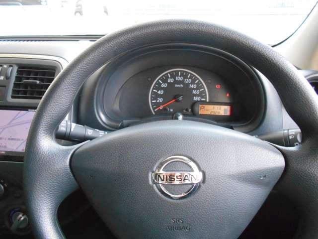 大きくて見やすい単眼タイプのスピードメーターなので、運転に集中が出来ます♪