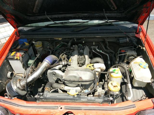 スイフトスポーツエンジン1600cc換装済&M15エンジンコンピューター換装済み走行10万キロ使用