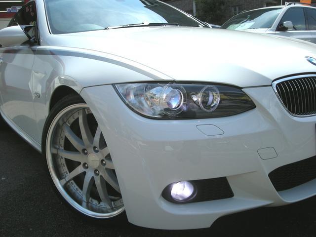 BMW BMW 320iクーペ ローダウン 19インチアルミ