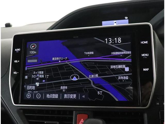 Si ダブルバイビー フルセグ メモリーナビ DVD再生 バックカメラ 衝突被害軽減システム ETC 両側電動スライド LEDヘッドランプ ウオークスルー 乗車定員7人 3列シート ワンオーナー フルエアロ(6枚目)