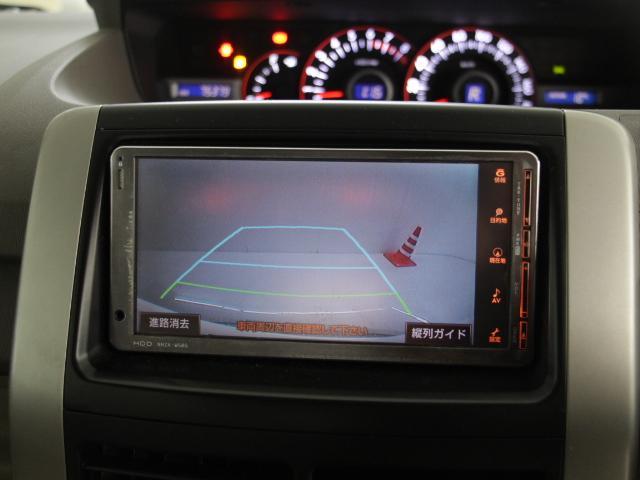 トヨタ ノア S Gエディション フルセグHDDナビ 後席モニター ETC