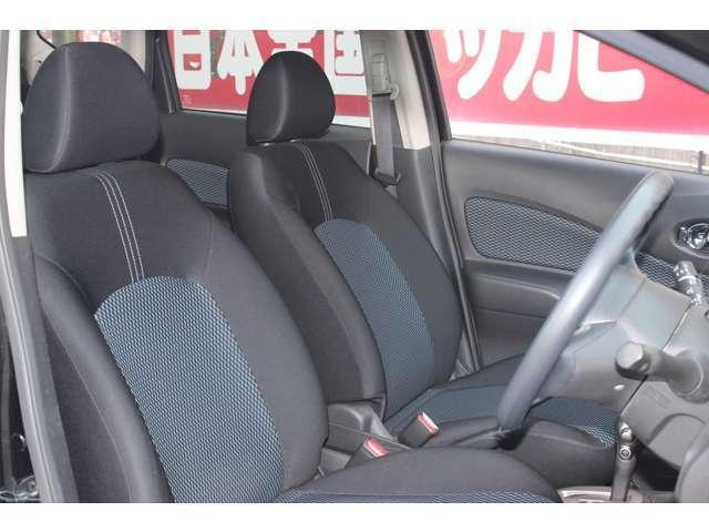座るたびに気分が高まる運転席です。運転する度に楽しい気分になれることが、このクルマの特徴です。