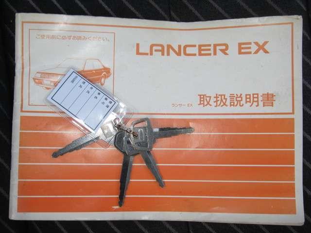 三菱 ランサーEX