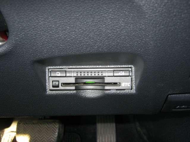 ★ビルトインETC車載器★ 料金所もノンストップで乗り降りできます♪セットアップも承ります!ご相談ください!
