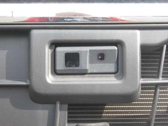 「衝突被害軽減ブレーキ」 今や必需品!万が一の時にも安心、ぶつかりそうな時に自動で減速してくれます♪