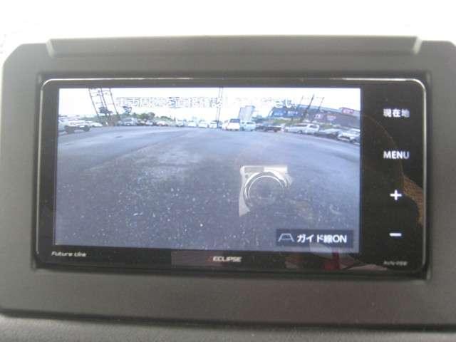 「カーナビ」 イクリプス製SDナビ付きで知らない土地のドライブも安心!CD、DVDビデオ、フルセグTVも楽しめます♪