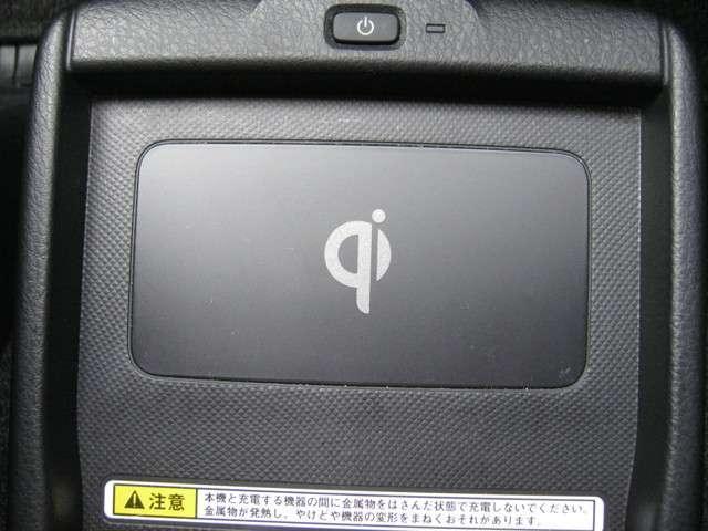 「おくだけ充電」 ワイヤレス充電規格Qi(チー)に対応している携帯電話はおくだけ充電に対応♪