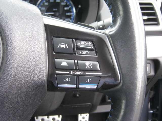 「アイサイトVer3」 アイサイトVer3はプリクラッシュブレーキや全車速追従機能付クルーズコントロール、誤発進抑制制御機能などがセットになったスバルの運転支援システムです♪