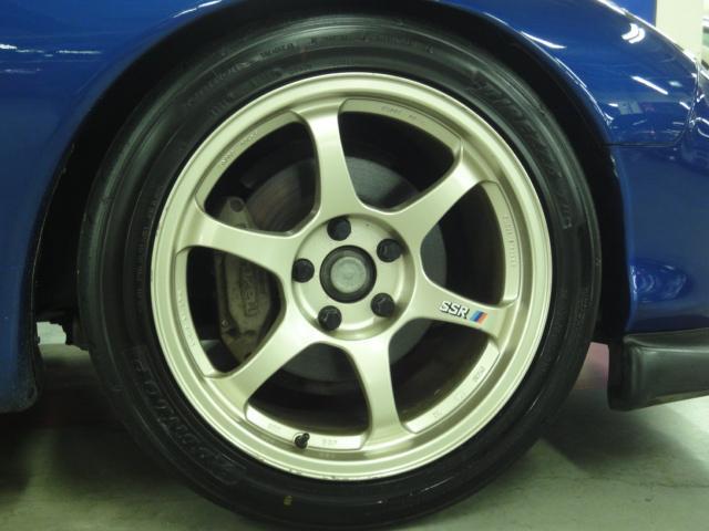 マツダ RX-7 タイプRバサースト 最終6型特別仕様車 ノーマルベース車
