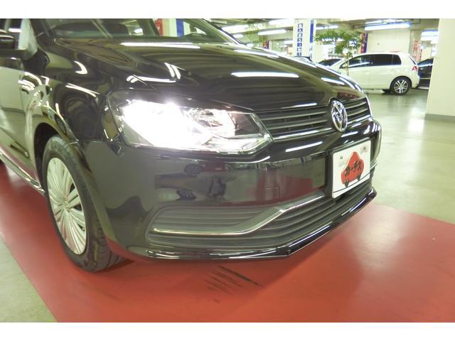 フォルクスワーゲン VW ポロ TSIコンフォートライン ACC&PCS ワンオーナー