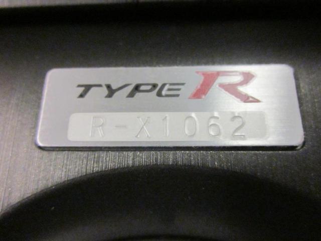 ホンダ シビック タイプR ユーロ 1500台限定 フルノーマル車 X1062