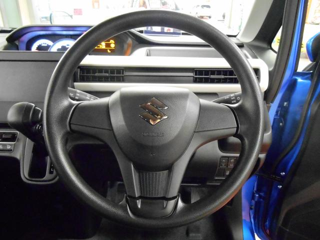 スズキ ワゴンR ハイブリッドFX 届出済未使用車 セーフティPKG