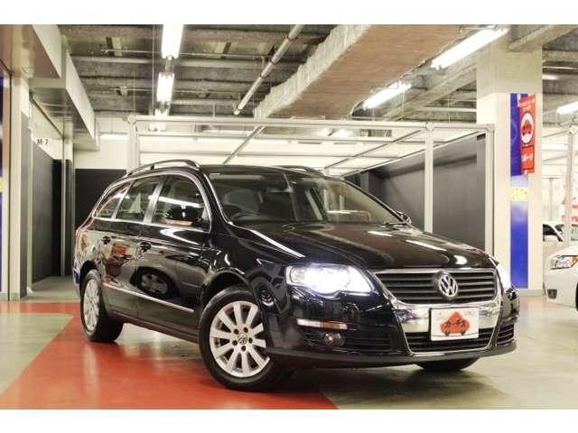 フォルクスワーゲン VW パサートヴァリアント 2.0 ワンオーナー キセノンヘッド