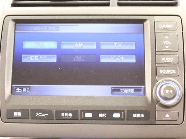 ホンダ ストリーム X HDDナビパッケージ 後期モデル インターナビ ETC