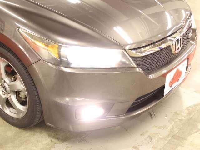 ホンダ ストリーム RSZ インターナビ パドルシフト