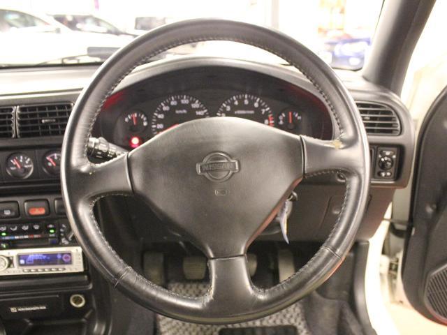 日産 パルサー GTI-R N14最終 SR20DET ノーマルベース