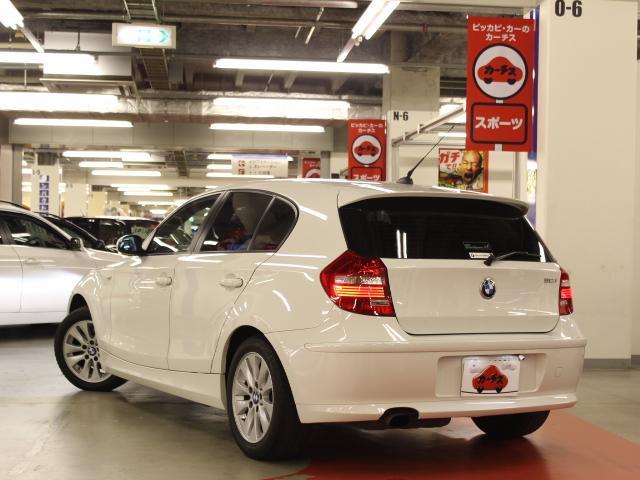 BMW BMW 116i HDDナビ HID バックカメラ 純正アルミ