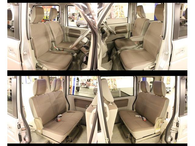 車いす移動車 後部電動固定 リアシート付(19枚目)