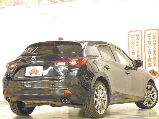 「マツダ」「アクセラスポーツ」「コンパクトカー」「大阪府」の中古車4