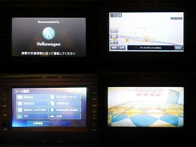 デザイン フルセグナビ Bカメラ キーレス ETC 純正AW(4枚目)