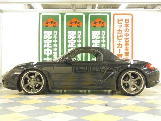 「ポルシェ」「ボクスター」「オープンカー」「大阪府」の中古車17