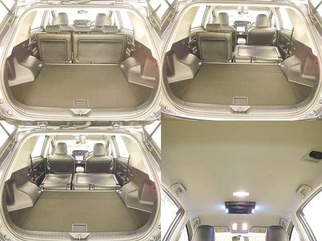 Sツーリングセレクション・G's 5人乗/後席モニター/フルセグナビ・Bカメラ/LEDライト/ETC/コーナーセンサー/1オーナー/禁煙車/1年保証付(14枚目)