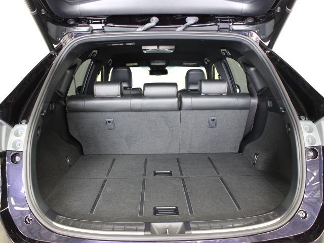 トヨタ ハリアーハイブリッド プレミアム PCS 9型ナビ Bカメラ 後席TV