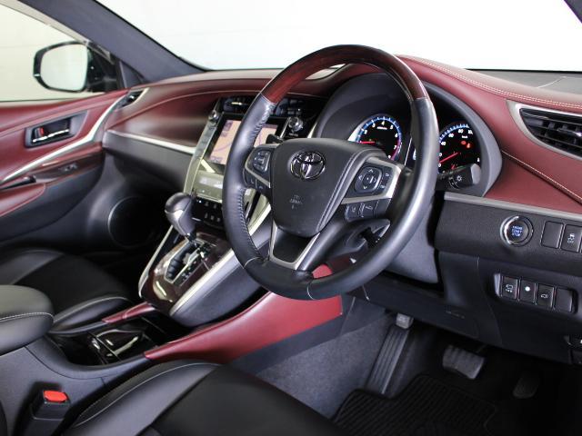 トヨタ ハリアー プレミアム アドバンスドパッケージ JBL ETC PCS