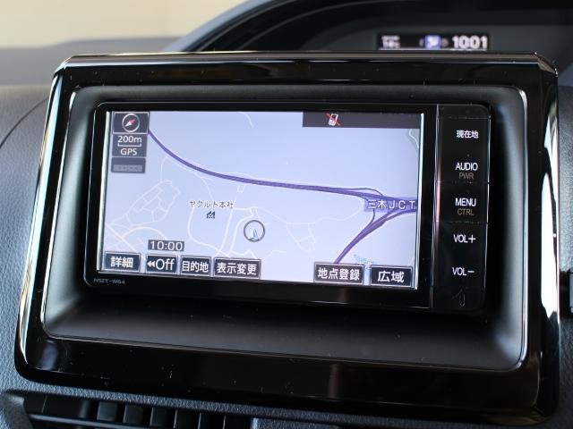 トヨタ エスクァイア ハイブリッドGi SDナビ Bカメラ ETC LED