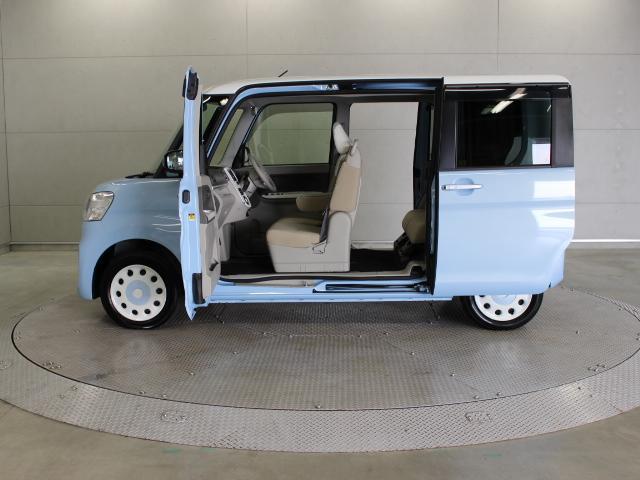 ダイハツ タント X ホワイトアクセントSAIII 届出済未使用車