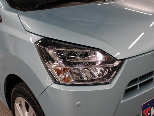 ダイハツ ミライース G SAIII 届出済未使用車 LED スマートキー