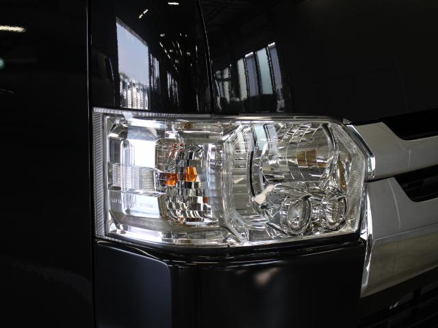 トヨタ ハイエースバン ロングスーパーGL 11型ナビ Bカメラ 両電スラ LED