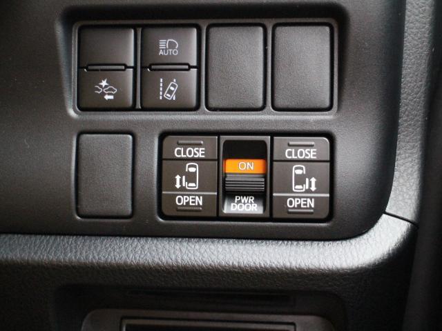 トヨタ ヴォクシー ZS 煌 登録済未使用車 SDナビ TSS-C