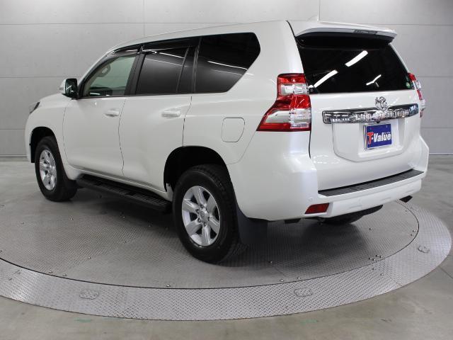 トヨタ ランドクルーザープラド TX Lパッケージ 本革 SDナビ 全周囲 LED Mルーフ