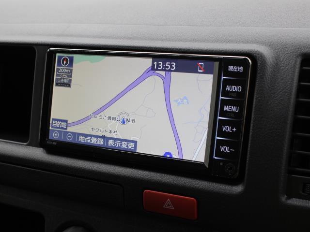 SロングワイドDX 登録済未使用車 SDナビ ETC TSS(12枚目)