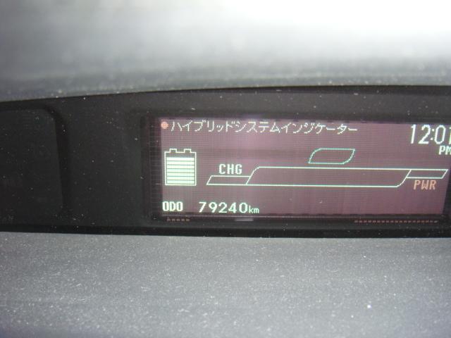 トヨタ プリウス S ナビTV バックカメラ ETC