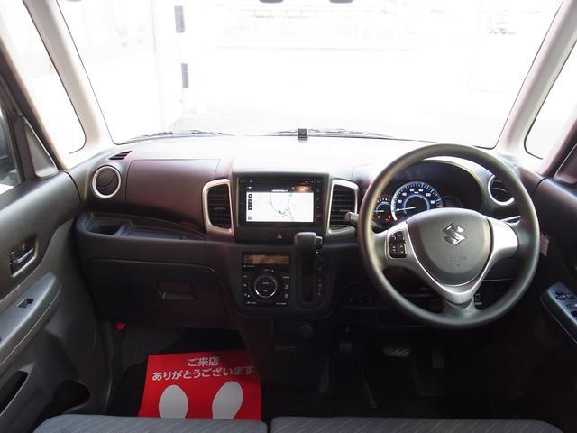 X レーダーブレーキ レーンキープ ナビTV 全方位モニター ETC 左電動スライド スマートキー 社外14アルミ(3枚目)