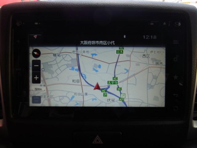 X レーダーブレーキ レーンキープ ナビTV 全方位モニター ETC 左電動スライド スマートキー 社外14アルミ(13枚目)