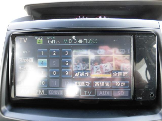 純正HDDナビ・CD/DVD再生・SD♪