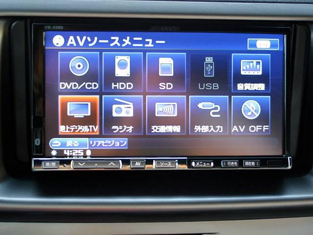 S スマートエントリーP HDDナビ地デジフルセグ(4枚目)