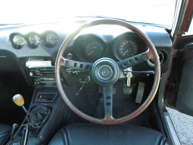 日産 フェアレディZ 240ZG アルミ ワンオーナー 屋内保管
