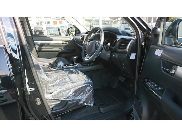 トヨタ ハイラックス Z ナビTV バックカメラ 保証継承