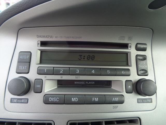 カスタム VS キーレス 電動格納ミラー HIDライト マニュアルエアコン 純正CDデッキ 純正アルミ ブライトシルバーメタリック 2WD 660(20枚目)