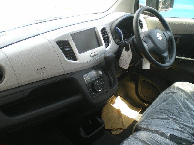 スズキ ワゴンR FX 軽自動車 スズキディーラー車 エネチャージ スズキ保証